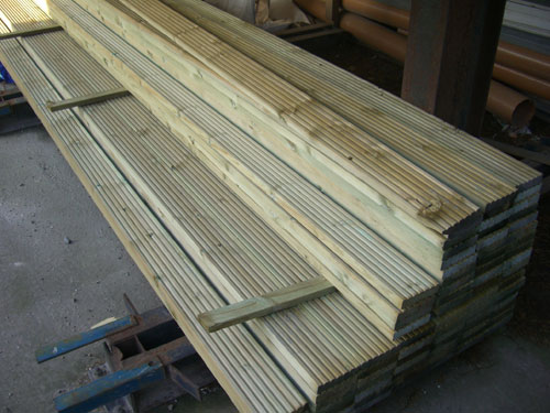 Decking materials cement decking materials for Decking material options