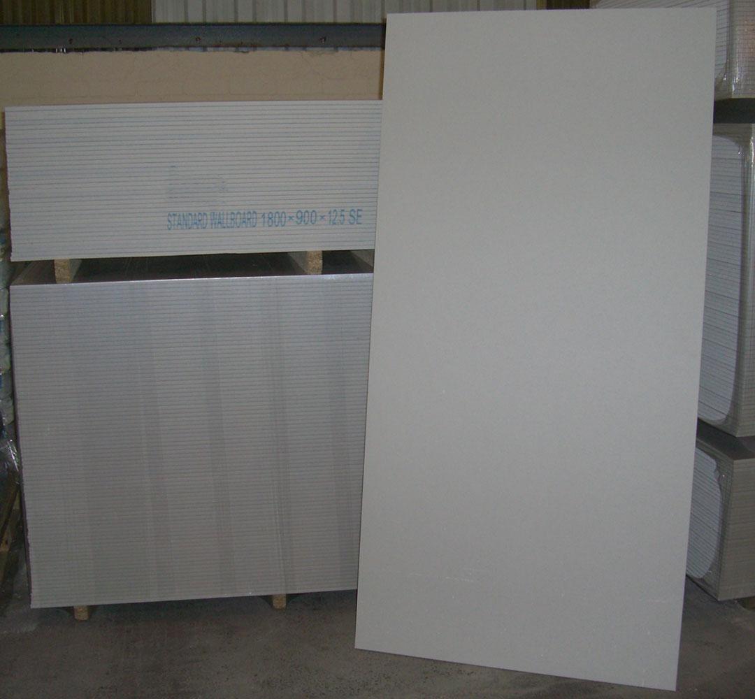 Standard Plasterboards