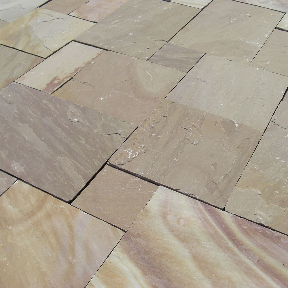 Hardstone Indian Stone Paving