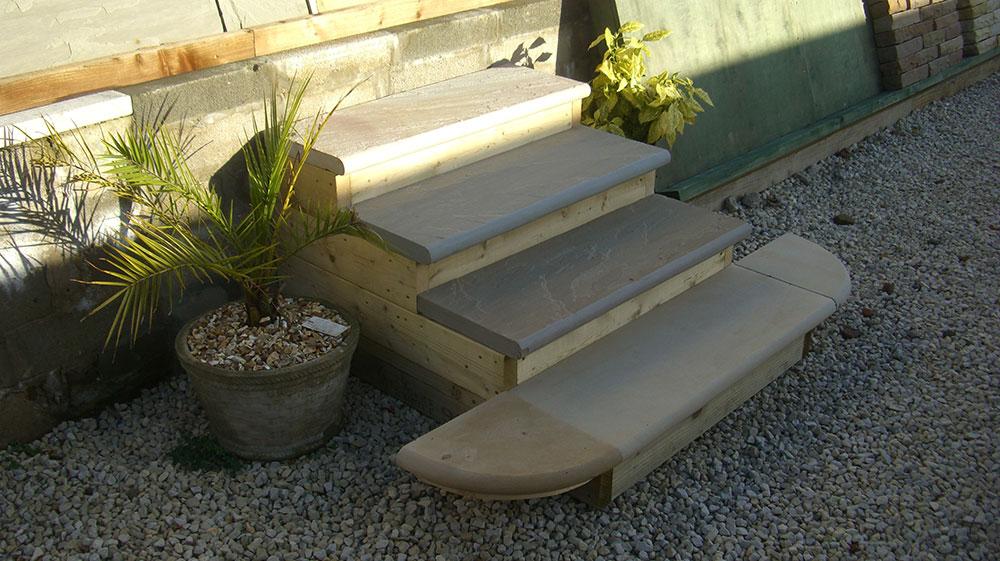 Hardstone Steps