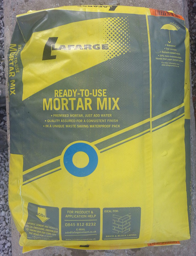 Ready To Use Mortar Mix Fresh Concrete Sand Amp Cement