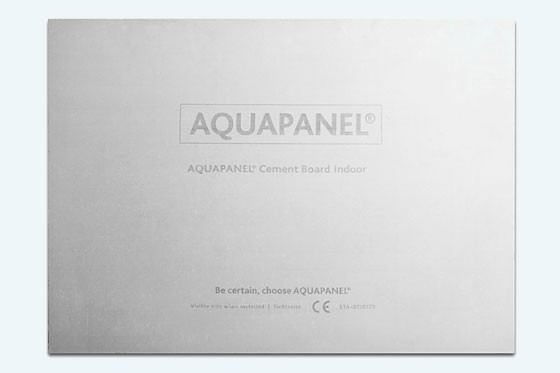 Knauf Aquapanel Tile Backing Board