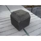 Stonemarket Block Paving Kerb - KS - Charcoal Corner