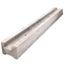 Slotted Concrete Fence Posts