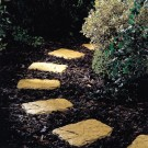 Concrete Paving - Random Stepping Stones