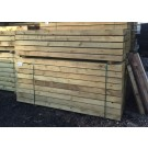 Small New Softwood Sleepers - Treated