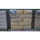 Edenhall - Tudor Stone Walling - Pitch Faced - Weathered Buff