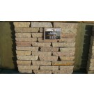 Hardstone Natural Stone Walling - Tumbled - Raj Green